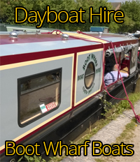 Elena Dayboat for Hire Nuneaton